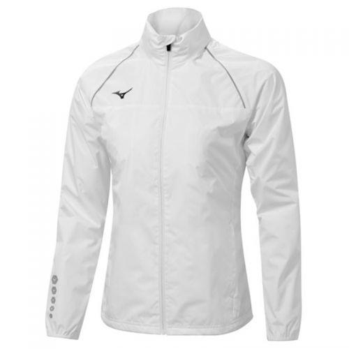 Mizuno Osaka Windbreaker Jacket - Blanc
