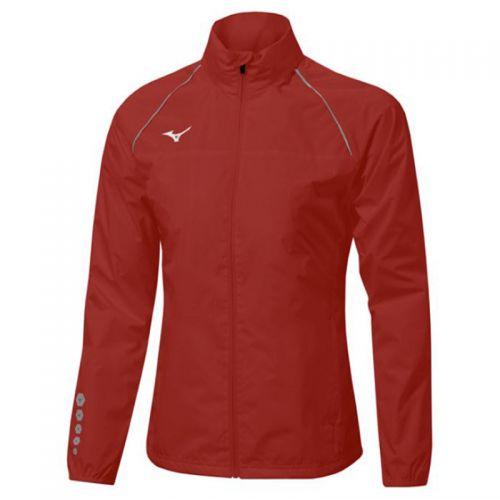 Mizuno Osaka Windbreaker Jacket - Rouge