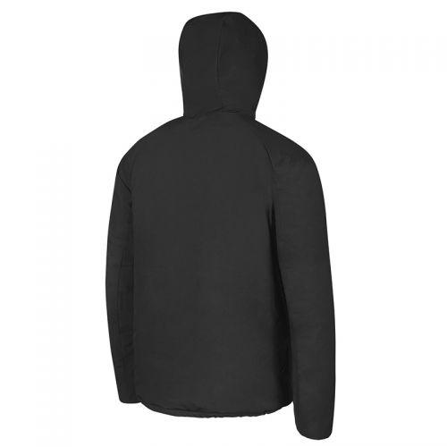 Mizuno Padded Long Jacket - Noir